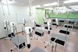 グルーミング実習室