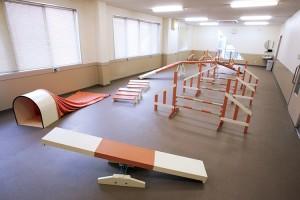 トレーニング実習室
