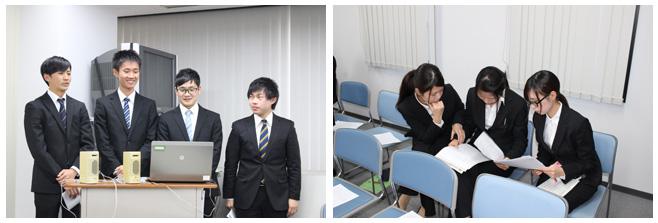 卒業研究発表会を行いました