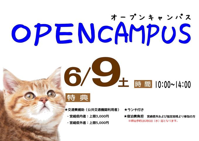 今週末はPALオープンキャンパス